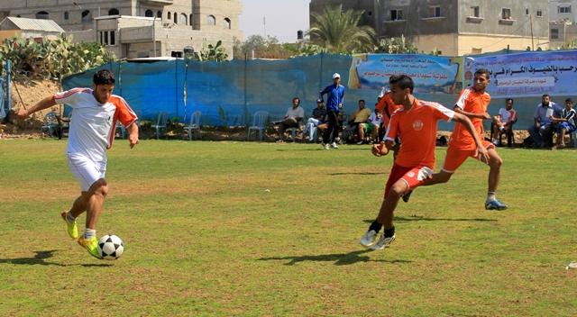 بطولة البنيان المرصوص لكرة القدم (1)
