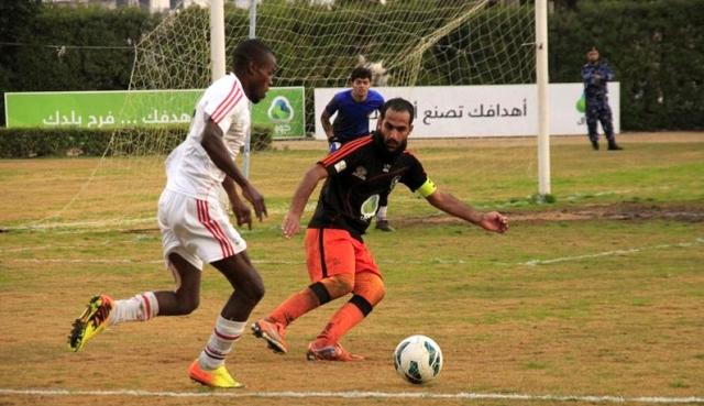 دوري جوال غزة الرياضي واتحاد خانيونس (9)
