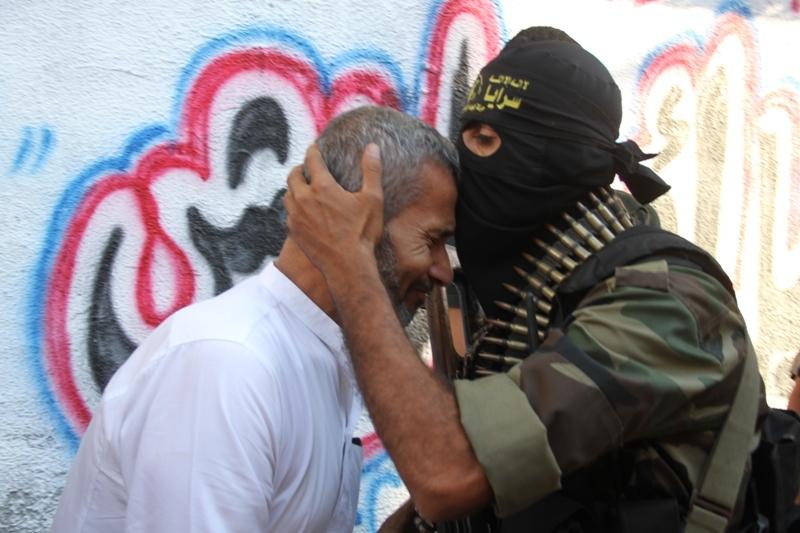 الجهاد والسرايا يزوران عوائل شهداء البنيان المرصوص وأصحاب البيوت المدمرة