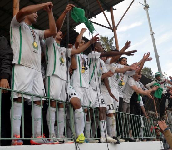 نهائي كأس غزة خدمات رفح واتحاد الشجاعية (10)