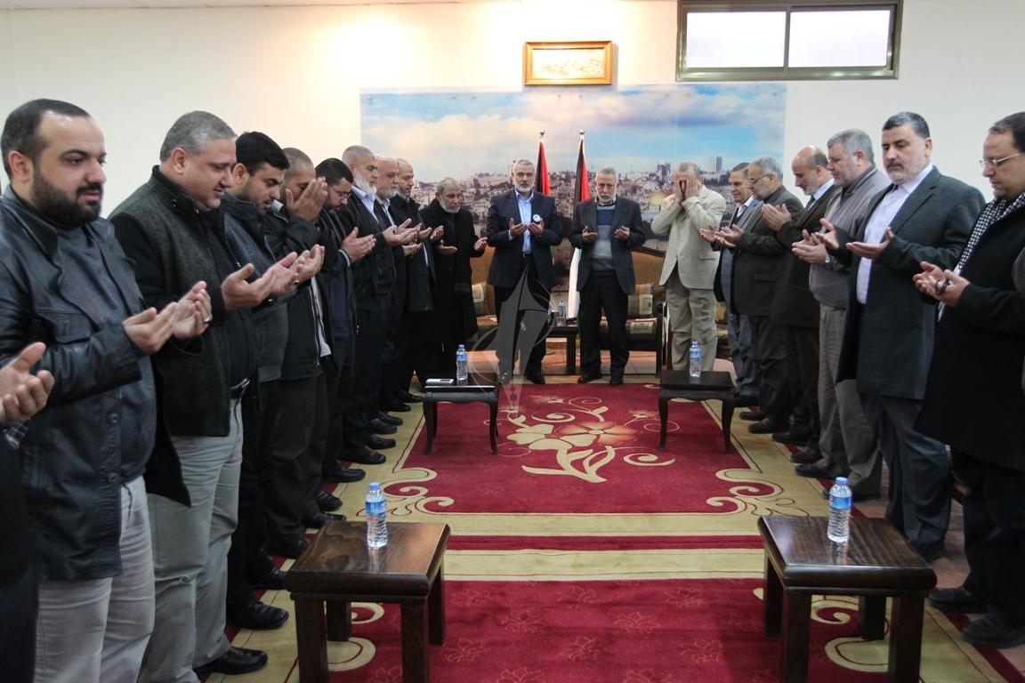 أجتماع قيادة الجهاد مع قيادة حماس  (263052936) 