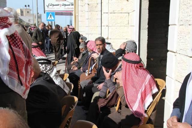 وقفة لحزب التحرير في الخليل