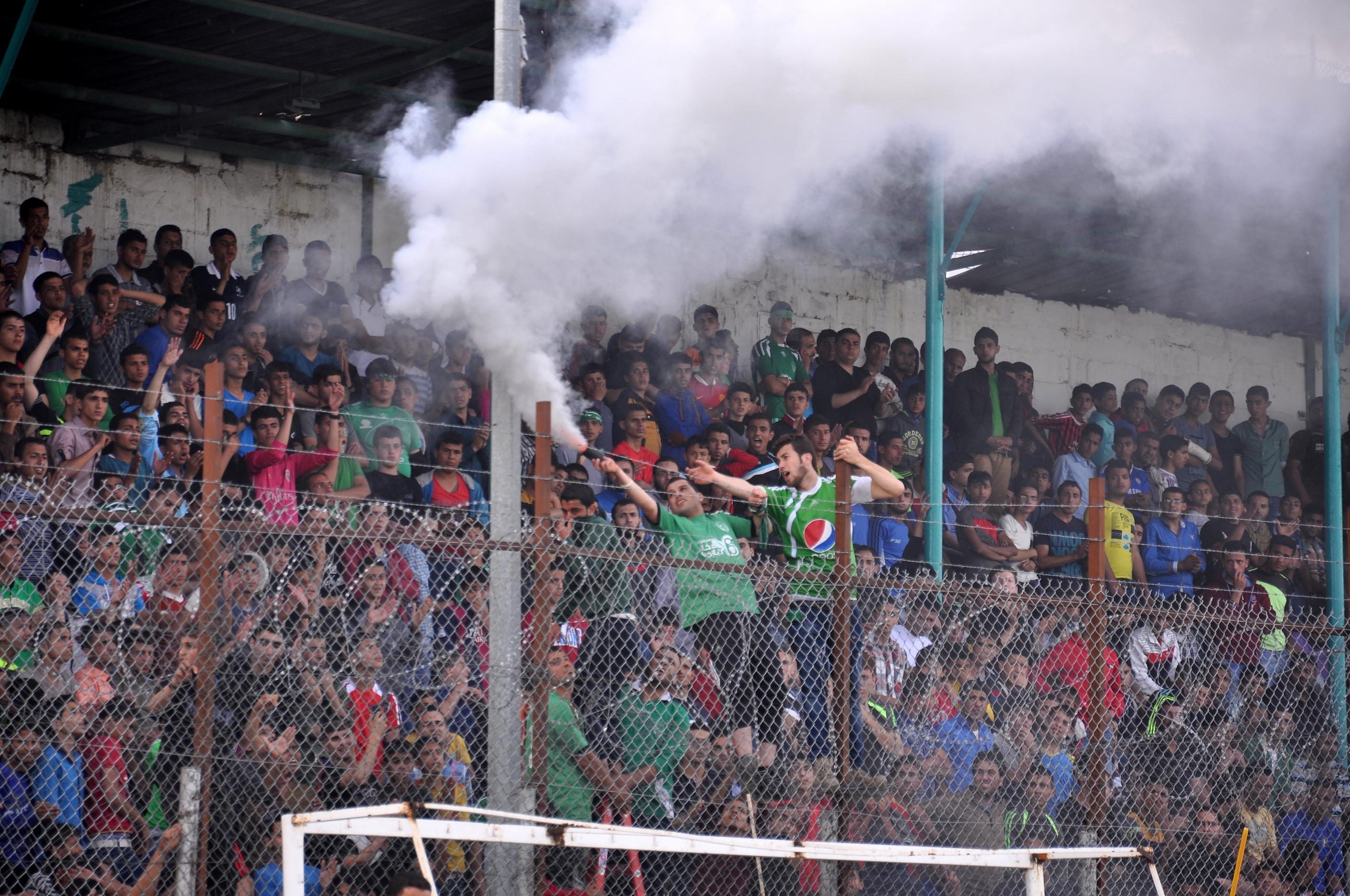 اتحاد الشجاعية وغزة الرياضي (14)
