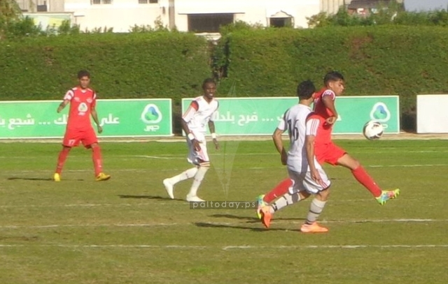 غزة الرياضي وخدمات خانيونس
