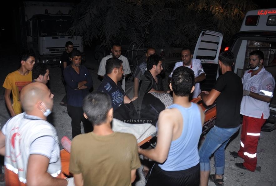 قصف منازل المواطنين