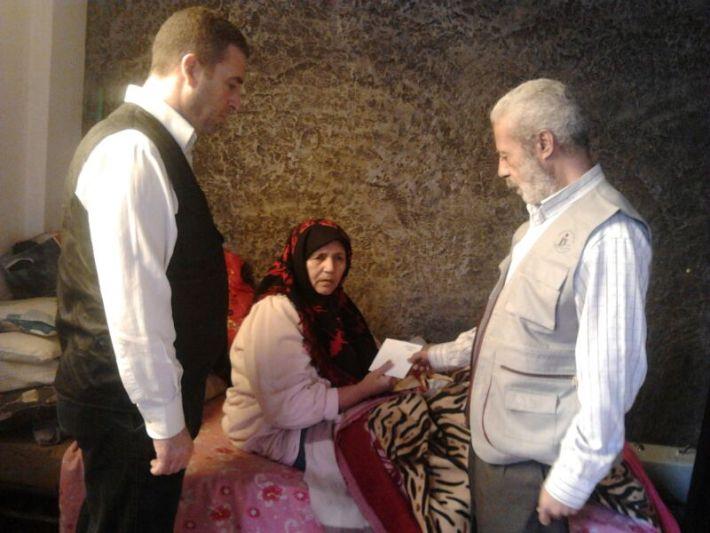 مساعدات الجهاد في لبنان