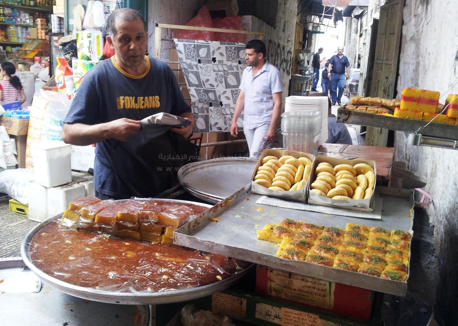 رمضان بنابلس