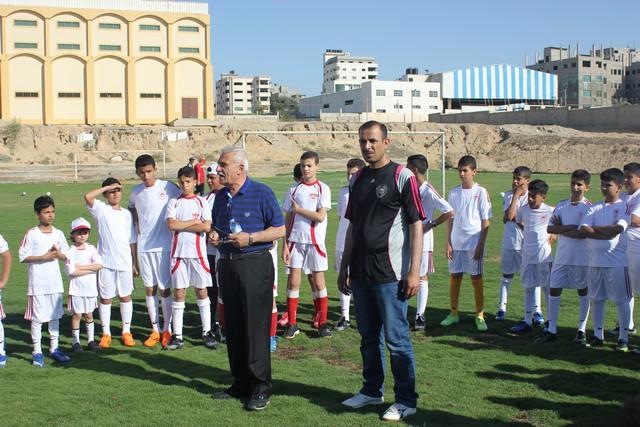 أكاديمية غزة الرياضي للناشئين (32)