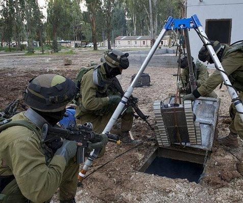 تدريب إسرائيلي
