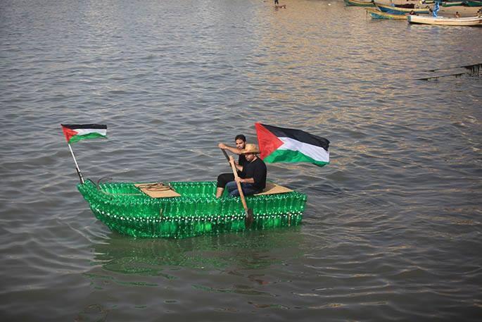 قارب القارورة 3