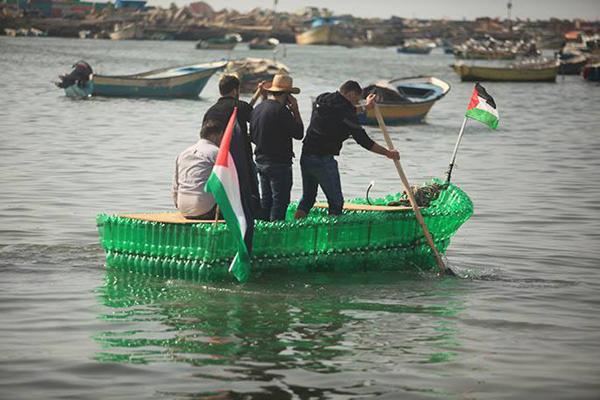 قارب القارورة 4
