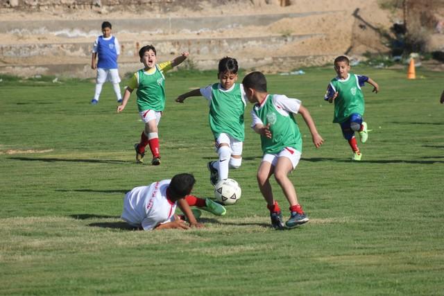 أكاديمية غزة الرياضي للناشئين (27)