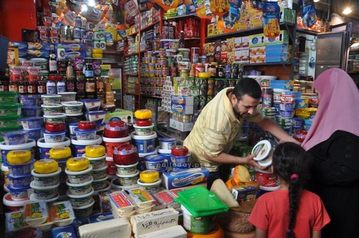 أجواء السوق فى رمضان