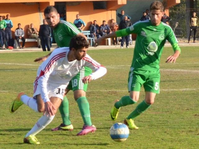 دوري جوال الجمعية الإسلامية وغزة الرياضي (6)