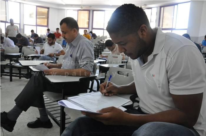الامتحان التطبيقي الشامل