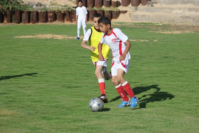 أكاديمية غزة الرياضي للناشئين (9)