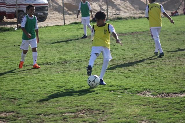 أكاديمية غزة الرياضي للناشئين (29)