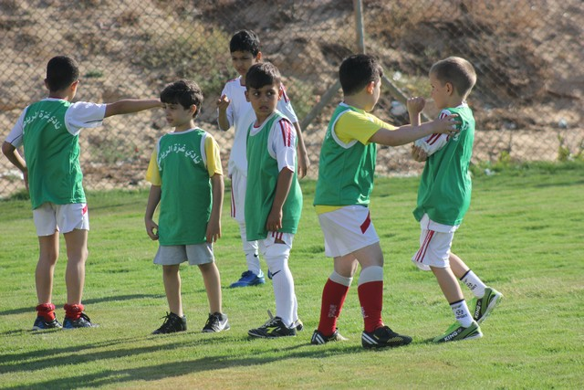 أكاديمية غزة الرياضي للناشئين (43)