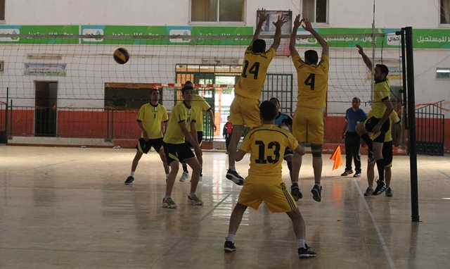 نادي السلام لكرة الطائرة (4)