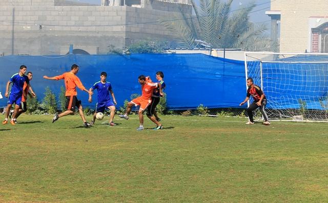 بطولة البنيان المرصوص لكرة القدم (3)