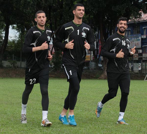 تدريبات المنتخب الوطني (10)
