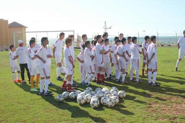 أكاديمية غزة الرياضي للناشئين (10)