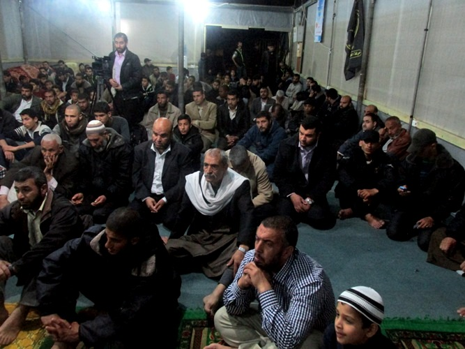 مسجد بدير البلح