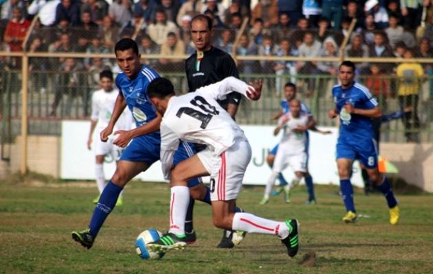 دوري جوال شباب رفح وغزة الرياضي