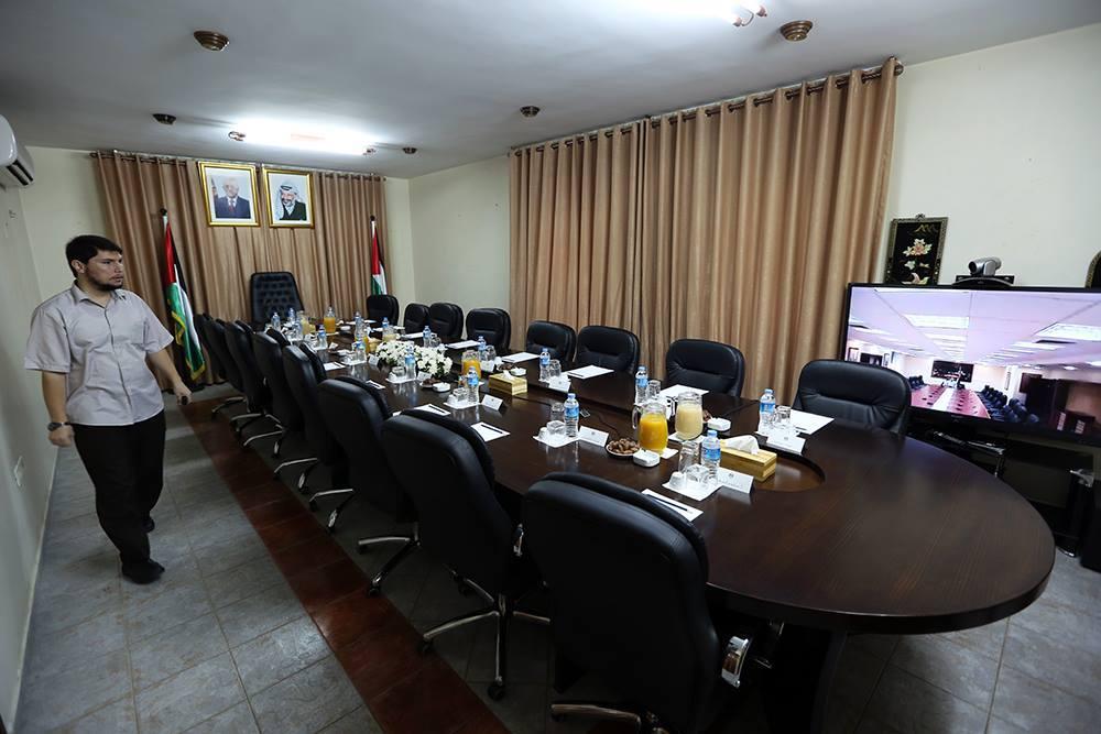 مكان الاجتماع