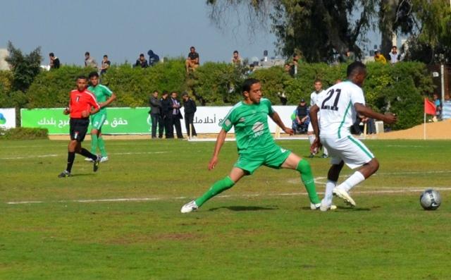 نهائي كأس غزة خدمات رفح واتحاد الشجاعية (6)