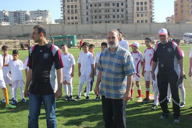 أكاديمية غزة الرياضي للناشئين (35)