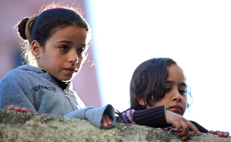 تشييع جثمان الشهيد محمود عدوان في مخيم قلنديا