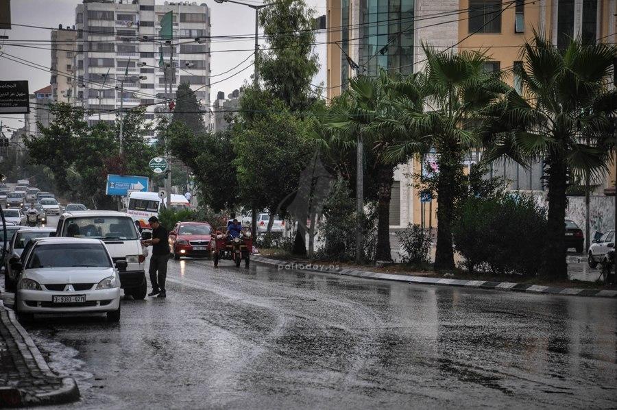 أمطار بيوت