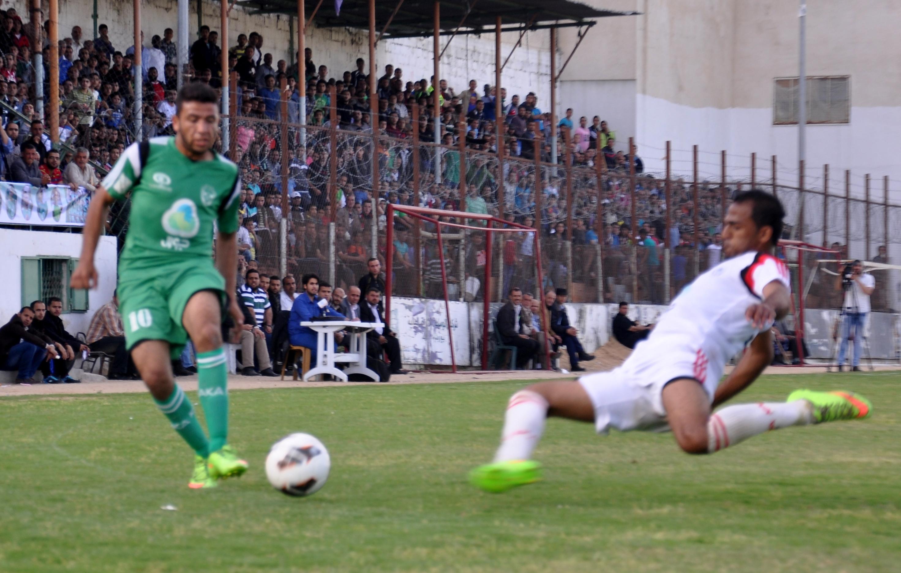 اتحاد الشجاعية وغزة الرياضي (9)