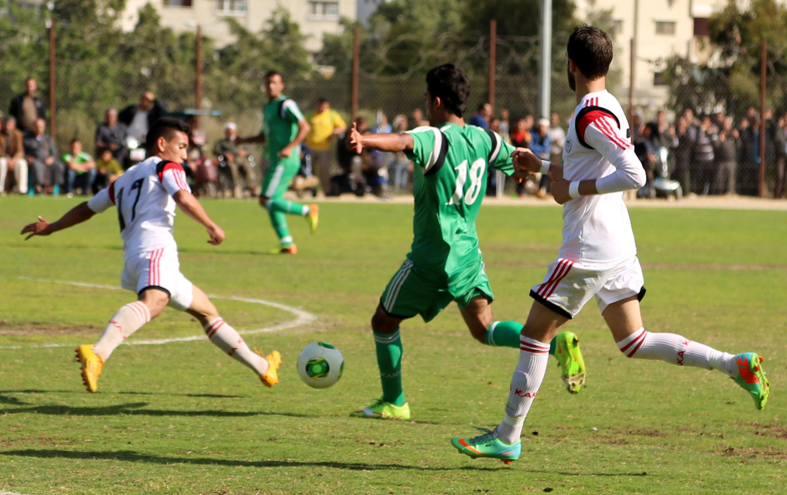 اتحاد الشجاعية وغزة الرياضي (21)