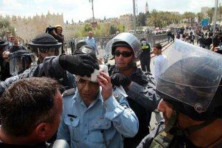 إصابة جندي صهيوني