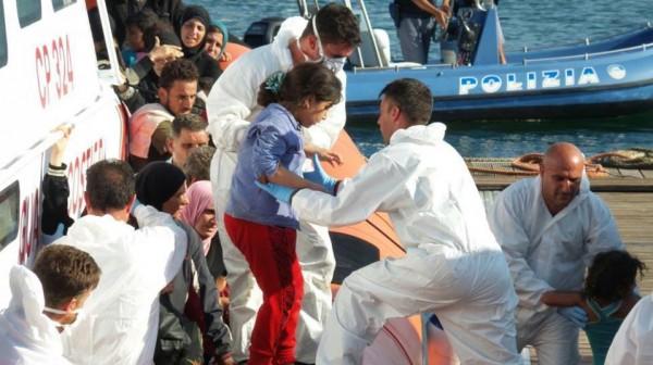 ضحايا القارب