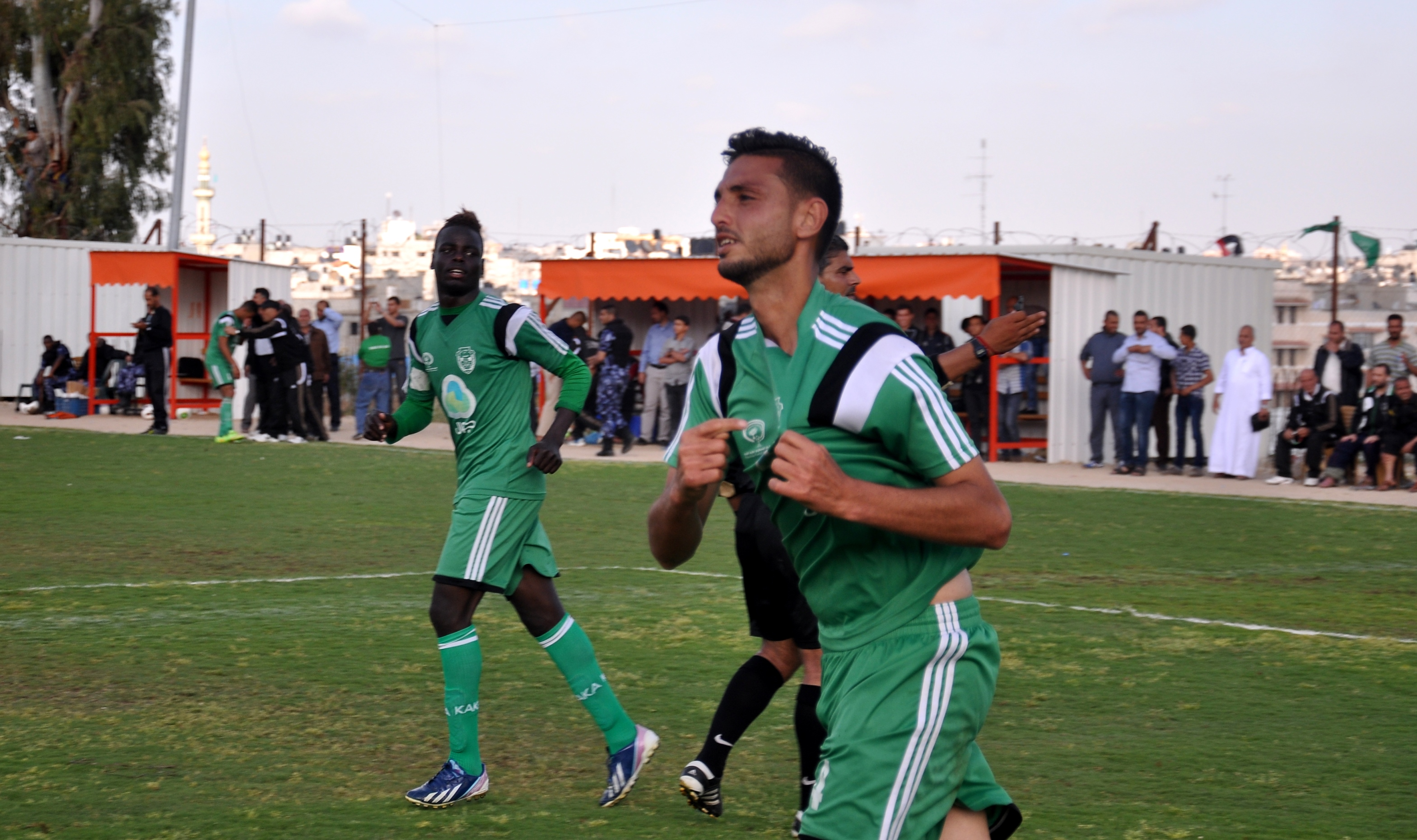 اتحاد الشجاعية وغزة الرياضي (12)