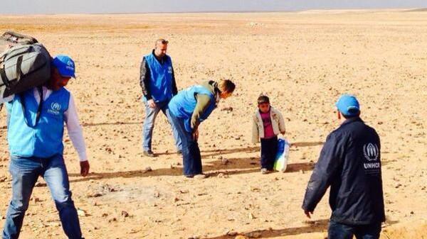 الطفل السوري مروان