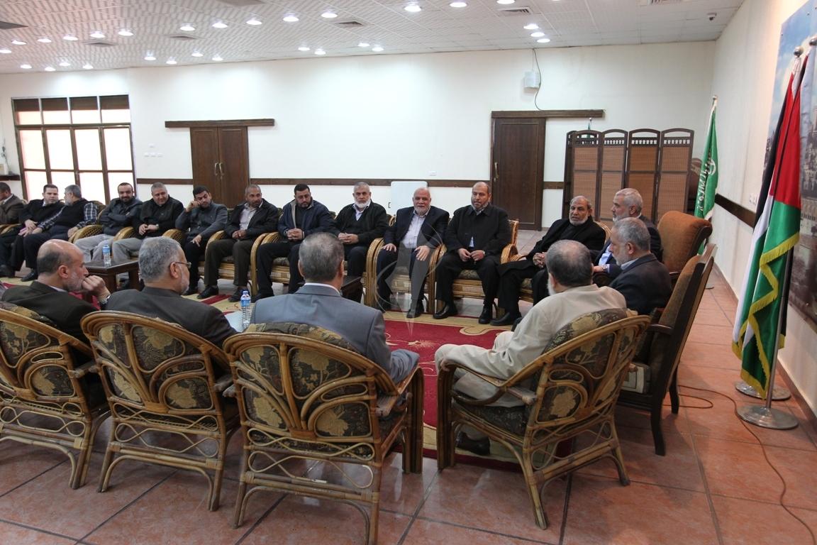 أجتماع قيادة الجهاد مع قيادة حماس  (263052933) 