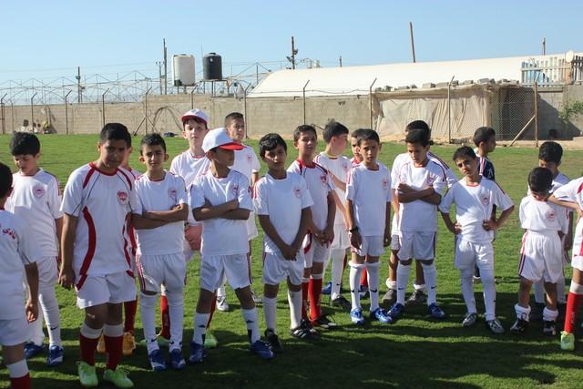أكاديمية غزة الرياضي للناشئين (21)