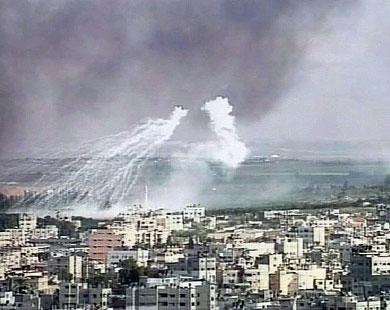 ذكرى الحرب على غزة