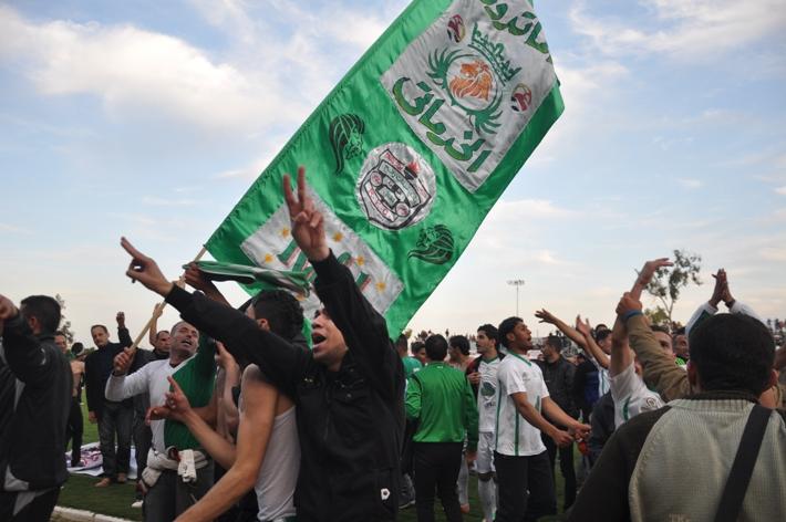نهائي كأس غزة