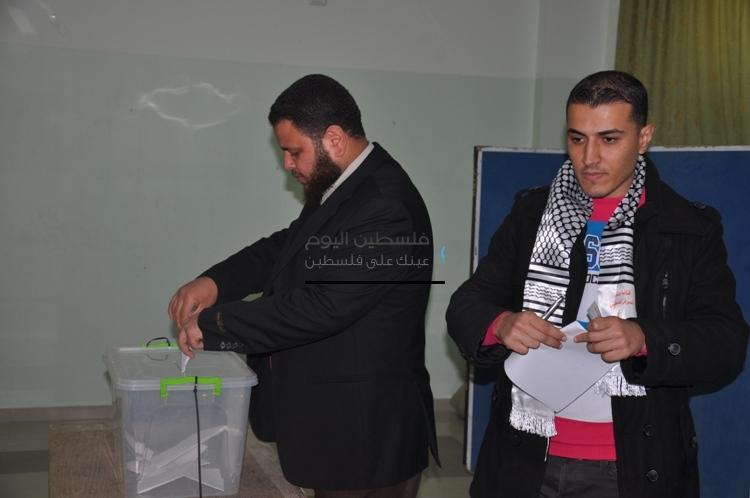 انتخابات الممرض